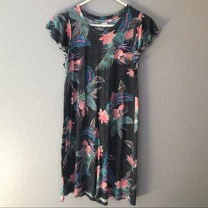Tropical Gap Dress